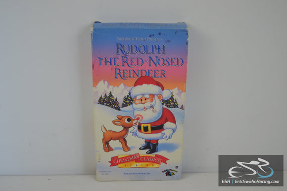 Rudolph the Red Nosed Reindeer [VHS] 1993