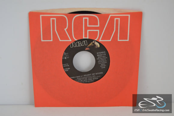 Baillie & The Boys - (I Wish I Had A) Heart Of Stone 45/7