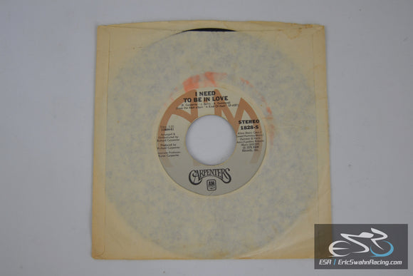Carpenters - I Need To Be In Love, Sandy 45/7