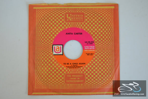 Anita Carter - To Be A Child Again, Too Many Rivers 45/7