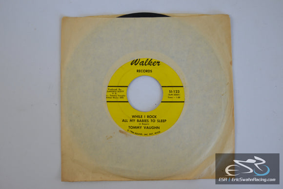 Tommy Vaughn - While I Rock All My Babies To Sleep 45/7