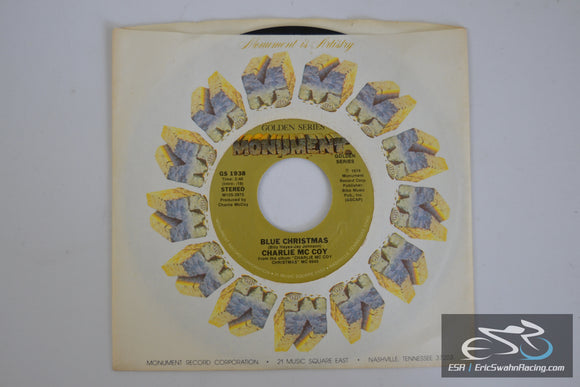 Charlie Mc Coy - Blue Christmas, Christmas Cheer 45/7