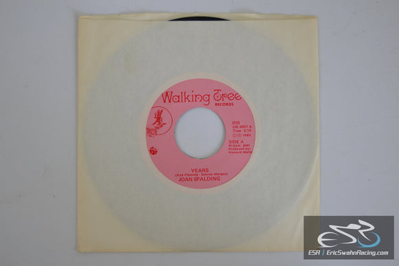Joan Spalding - Years, Too Soon To Know 45/7