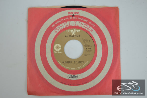 Al Martino - Melody Of Love, Spanish Eyes 45/7
