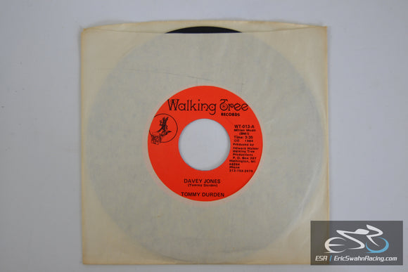 Tommy Durden - Davey Jones, Wasted Time, Wasted Tear 45/7