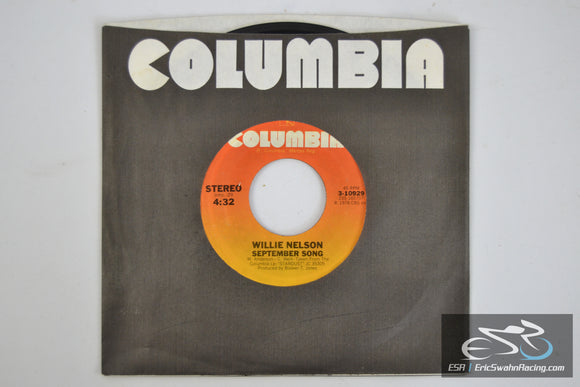 Willie Nelson - September Song, Don't Get Around Much Anymore 45/7