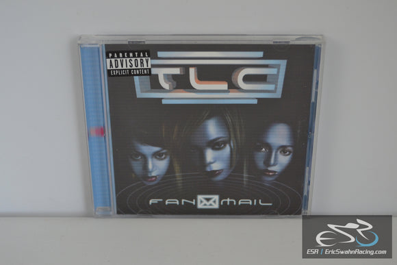 TLC - Fainmail Audio CD 1999 LaFace Records