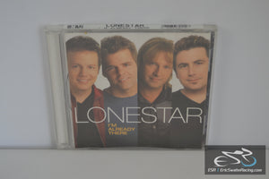 Lonestar - I'm Already There Audio CD 2001 Bna Entertainment (NEW)