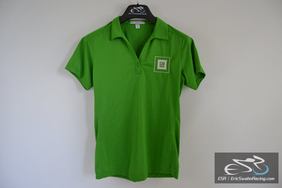 Port Authority GM Embroidered Polo Shirt Men's S Green
