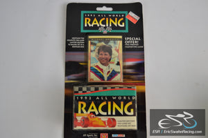 1992 All World Racing Card Set Limited Edition Michael Andretti Vintage
