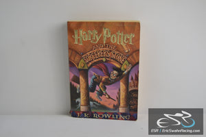 Harry Potter and the Sorcerer's Stone Paperback Book 1999 J.K. Rowling