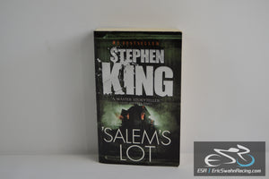 Salem's Lot Paperback Book 2011 Stephen King