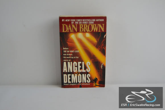 Angels & Demons Paperback Book 2001 Dan Brown