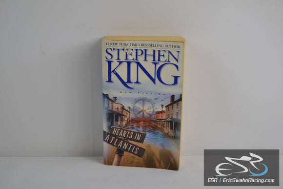 Hearts In Atlantis Paperback Book 2000 Stephen King Classic