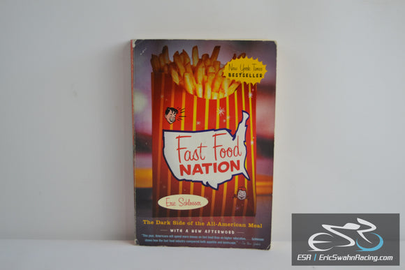 Fast Food Nation Paperback Book 2002 Eric Schlosser