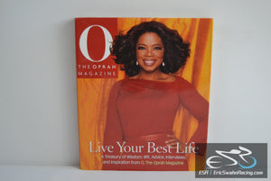 Live Your Best Life Hardcover Book 2005 Oprah Winfrey Magazine
