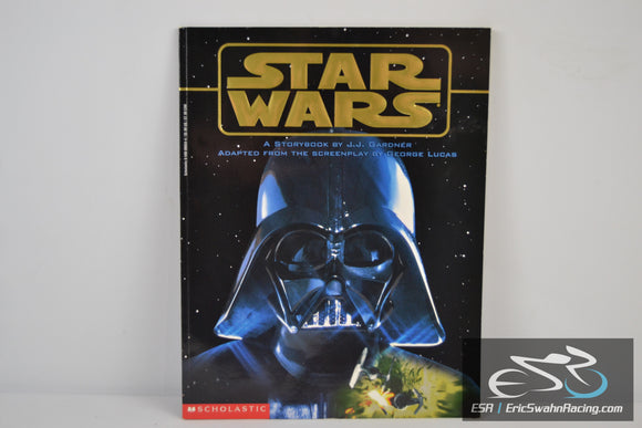 Star Wars Series Paperback Book 1997 Gardner