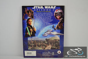Star Wars Episode 1: Phantom Menace Movie Scrapbook 1999 Ryder Windham