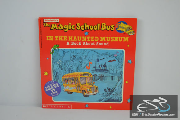 The Magic School Bus: In The Haunted Museum Book 1995 Joanna Cole