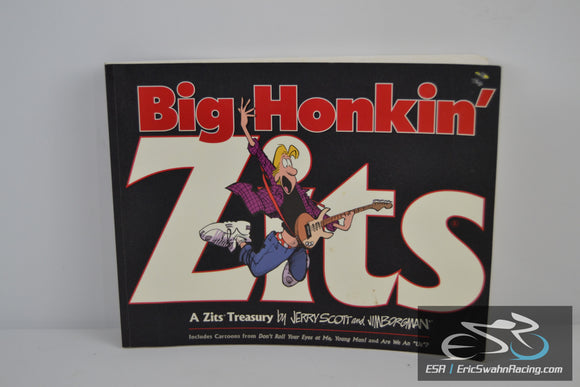 Big Honkin' Zits: A Zits Treasury Comic Book 2001 Jerry Scott, Jim Borgman