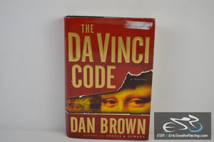 The Da Vinci Code Hardcover Book 2003 Dan Brown