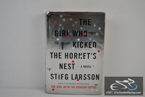 The Girl Who Kicked the Hornet's Nest Hardcover Book 2010 Stieg Larsson
