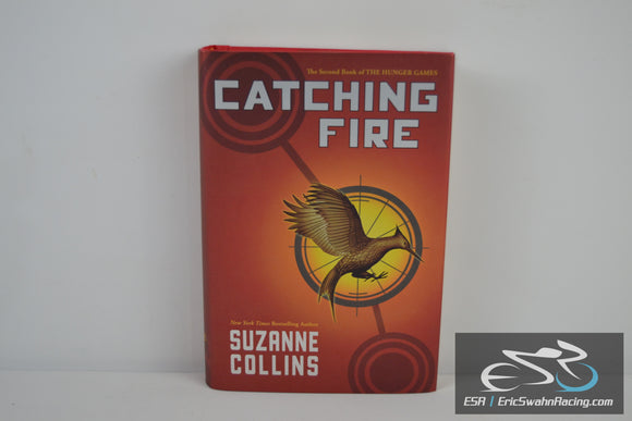 Catching Fire (The Hunger Games) Hardcover Book 2009 Suzanne Collins