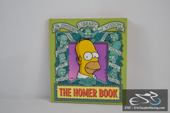 The Homer Book (Simpsons Library of Wisdom) 2005 Matt Groening