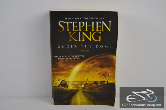Under the Dome: A Novel Book 2010 Stephen King Classic