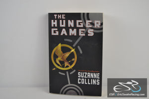 The Hunger Games Paperback Book #1 2010 Suzanne Collins