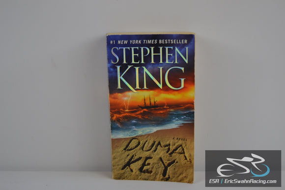 Duma Key: A Novel Paperback Book 2008 Stephen King Classic