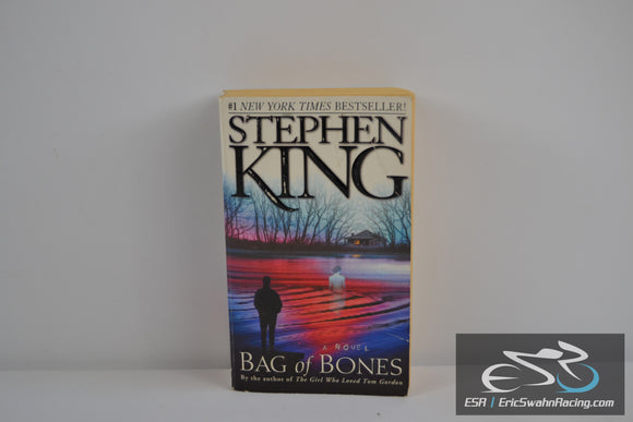 Bag of Bones Paperback Book 1999 Stephen King Classic