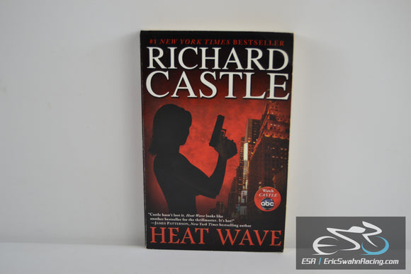 Heat Wave Paperback Book 2012 Richard Castle
