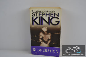 Desperation Paperback Book 1997 Stephen King Classic