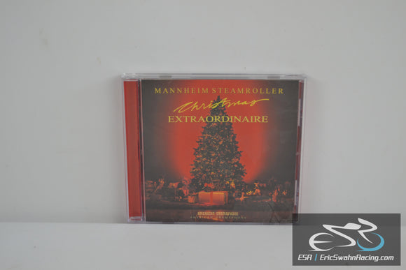Christmas Extraordinaire CD 2012Mannheim Steamroller