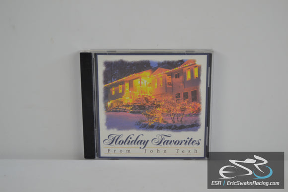 Holiday Favorites CD 1996 John Tesh Piano Music