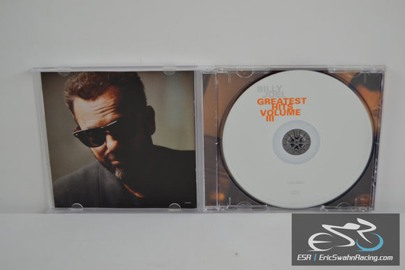 Greatest Hits Vol. III CD 1997 Billy Joel Sony Music Entertainment