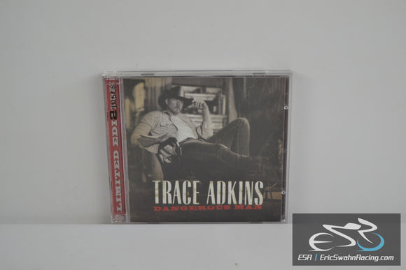 Dangerous Man CD 2006 Trace Adkins Capitol Records Nashville
