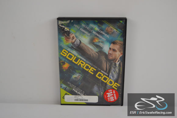Source Code DVD 2011 Jake Gyllenhaal Summit Entertainment