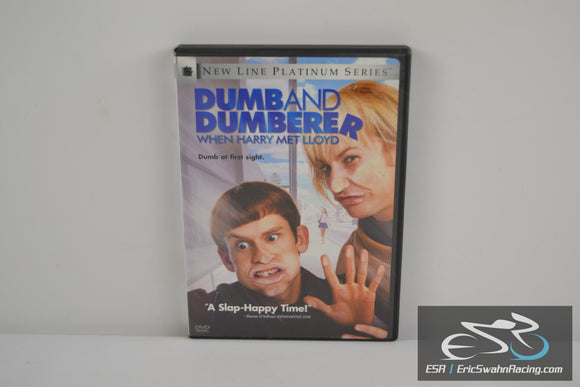 Dumb And Dumberer: When Harry Met Lloyd DVD 2005 Jim Carrey