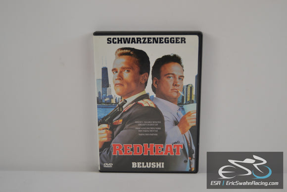 Red Heat DVD 2001 Arnold Schwarzenegger / Jim Belushi