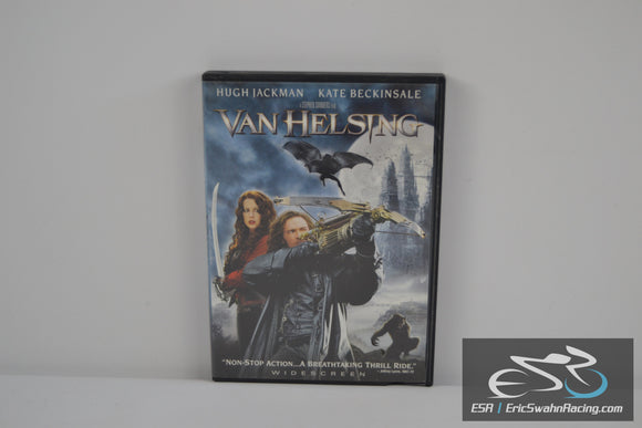Van Helsing DVD 2004 Universal Studios Home Entertainment