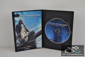 Master and Commander DVD 2004 The Far Side of the World