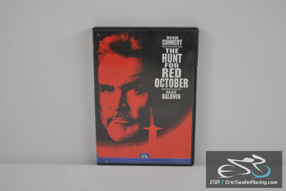 The Hunt for Red October DVD 1998 Sean Connery, Alec Baldwin