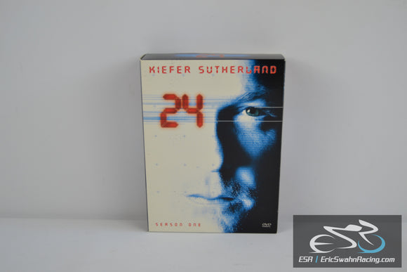 24: Season 1 DVD 2002 The Complete Box Set, Fox Network
