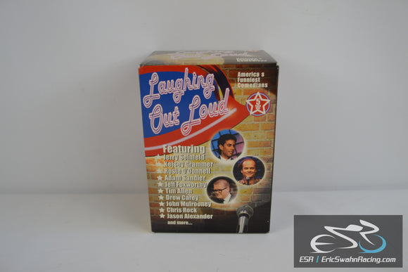 Laughing Out Loud: America's Funniest Comedians Box Set VHS 2001