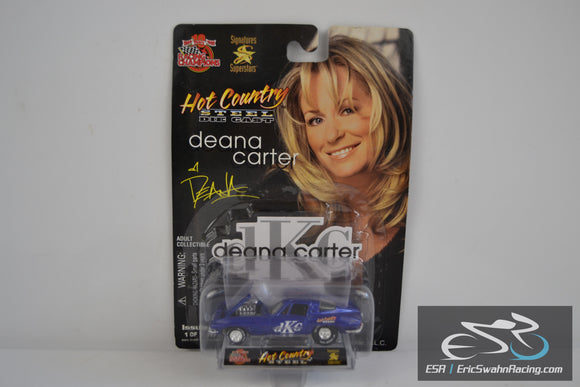 Deana Carter Hot Country Steel Dise Cast Car Limited Edition 1999