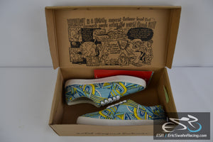 Bucketfeet Waterloo Canvas Lace-Up Shoes Sophie Roach - Mens 8