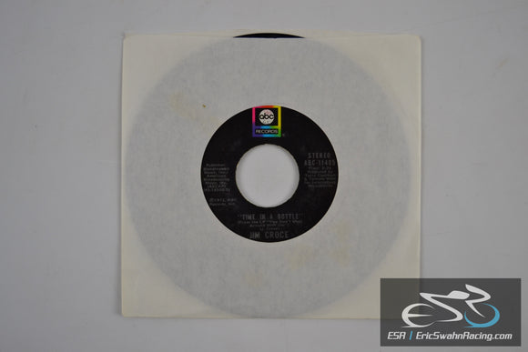 Jim Croce - Hard Time Losin' Man, Time In A Bottle 45/7