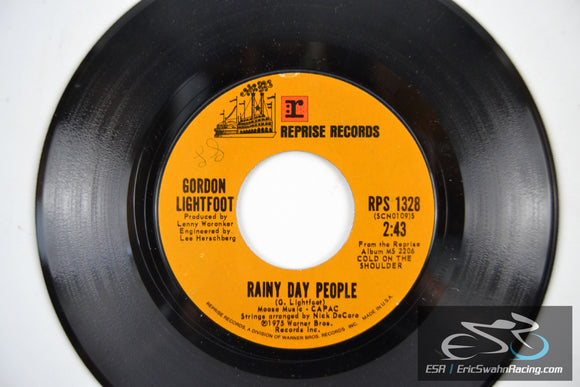 Gordon Lightfoot - Cherokee Bend, Rainy Day People 45/7